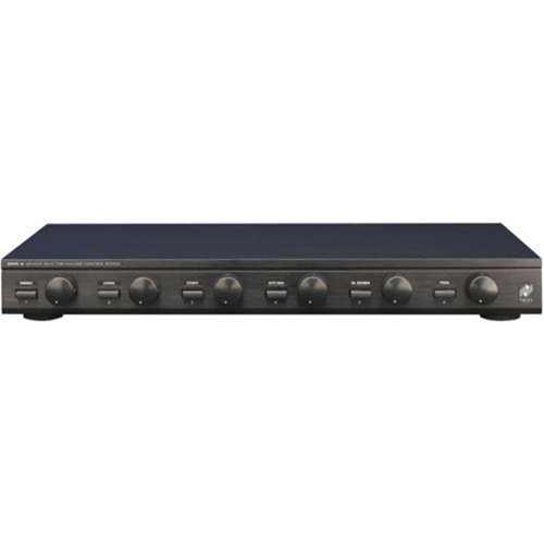 Niles SSVC-6 Six-Pair Speaker Selector with Volume Controls