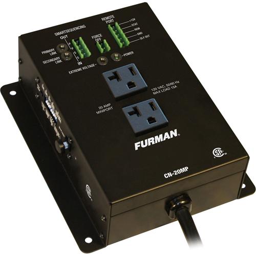 Furman Sound Intelligent Power Management Solutions for Professional Integrators