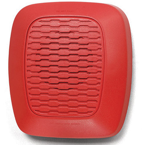 Wall/Ceiling Low Frequency Horn, Red